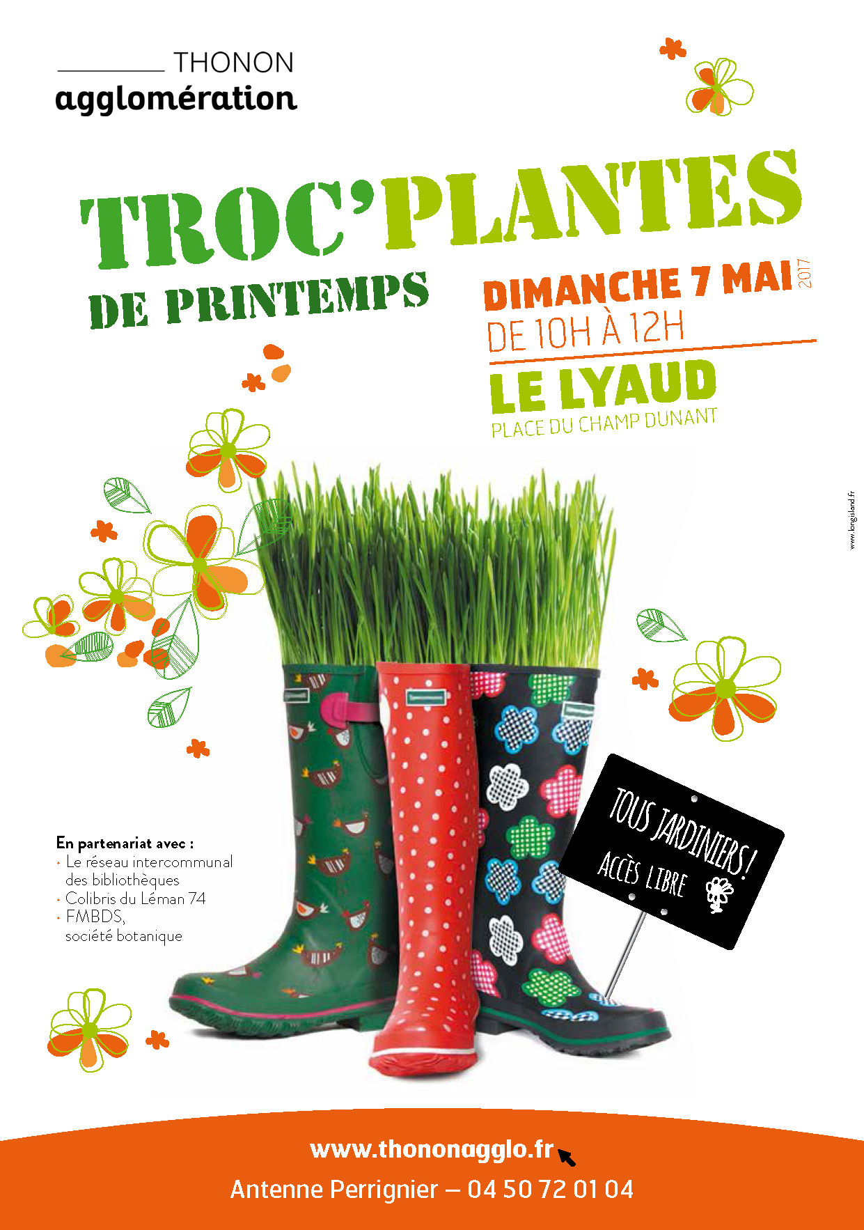 Troc thonon
